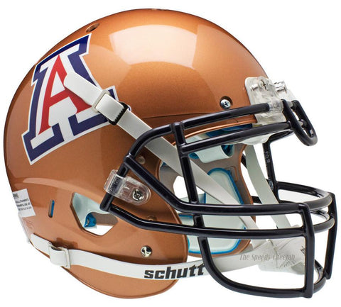 Arizona Wildcats Copper Schutt XP Authentic Football Helmet