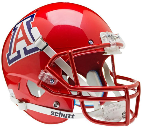 Arizona Wildcats Scarlet Schutt XP Replica Football Helmet