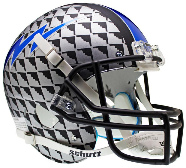 Air Force Falcons Bomber Schutt XP Full Size Replica Football Helmet