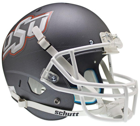 OK State Cowboys Cross Hatch Schutt XP Replica Football Helmet