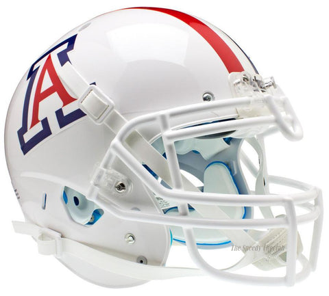 Arizona Wildcats Alt White Stripe Schutt XP Authentic Football Helmet