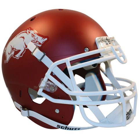 Arkansas Razorbacks Schutt XP Authentic Football Helmet