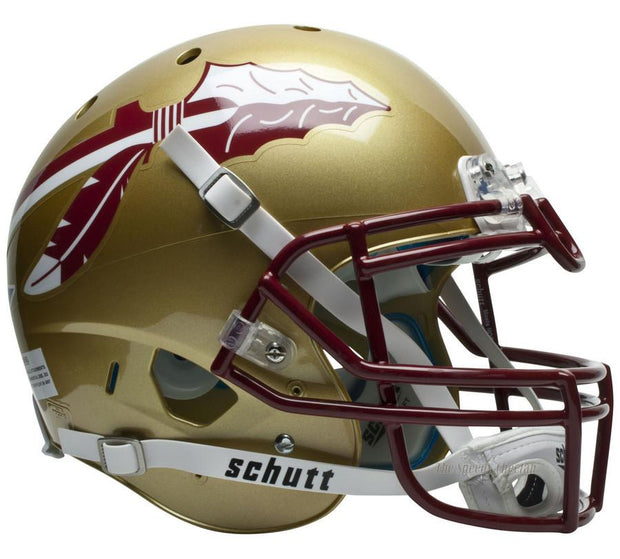 Florida State Seminoles Schutt XP Authentic NCAA Football Helmet
