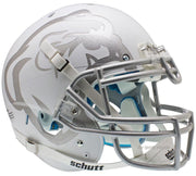 Mississippi State Bulldogs White Laser Schutt XP Authentic NCAA Football Helmet