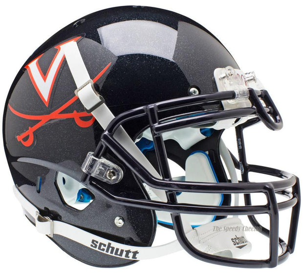 Virginia Cavaliers Schutt XP Authentic NCAA Football Helmet