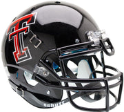 Texas Tech Red Raiders Schutt XP Authentic NCAA Football Helmet