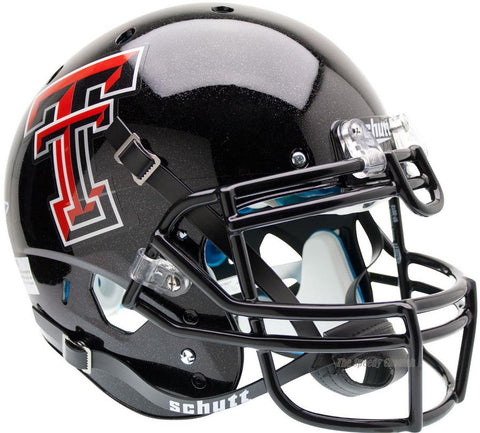 Texas Tech Red Raiders Schutt XP Authentic Football Helmet