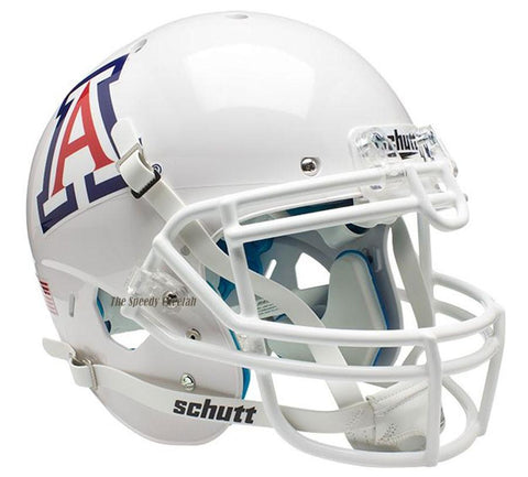 Arizona Wildcats White Schutt XP Authentic Football Helmet