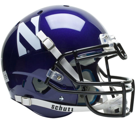 Northwestern Wildcats Schutt XP Authentic NCAA Football Helmet