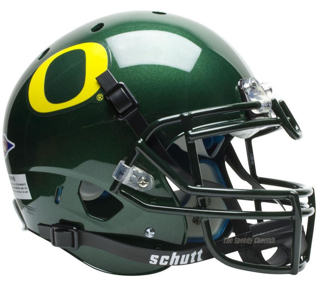 Oregon Ducks Schutt XP Authentic NCAA Football Helmet