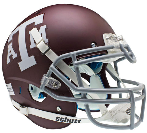 Texas A&M Aggies Schutt XP Authentic NCAA Football Helmet