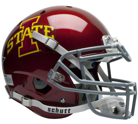 Iowa State Cyclones Schutt XP Authentic Football Helmet