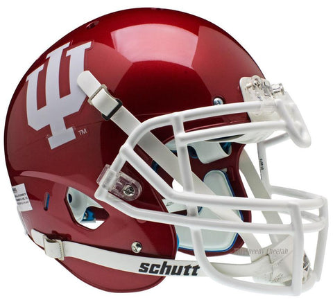 Indiana Hoosiers Schutt XP Authentic Football Helmet