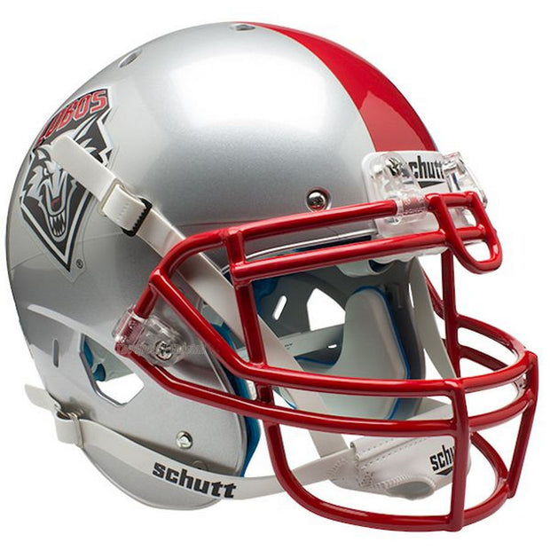 New Mexico Lobos Schutt XP Authentic Football Helmet