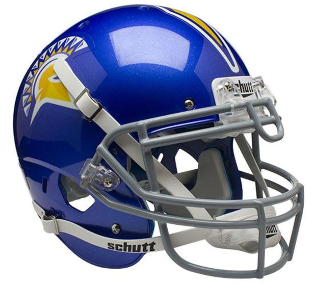 San Jose State Spartans Schutt XP Authentic Football Helmet