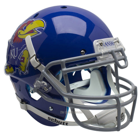 Kansas Jayhawks Schutt XP Authentic Football Helmet