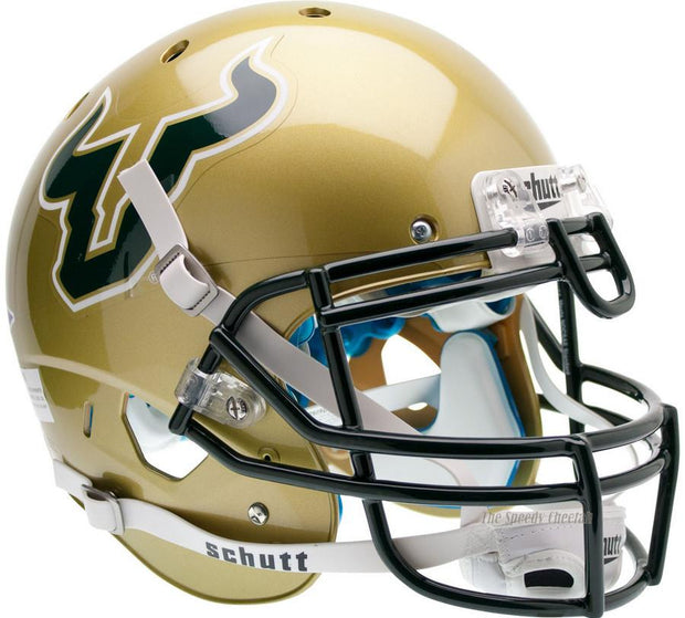 South Florida Bulls Schutt XP Authentic NCAA Football Helmet