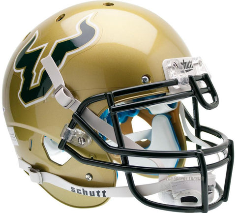 South Florida Bulls Schutt XP Authentic Football Helmet