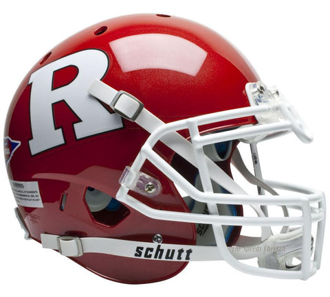 Rutgers Scarlet Knights Schutt XP Authentic Football Helmet