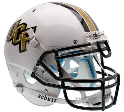 Central Florida Gold Knights Schutt XP Authentic Football Helmet
