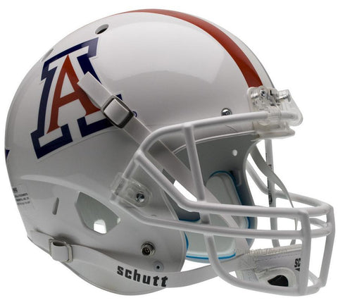 Arizona Wildcats White Alt Schutt XP Replica Football Helmet