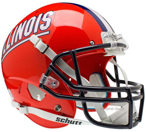 Illinois Fighting Illini Schutt XP Replica Football Helmet