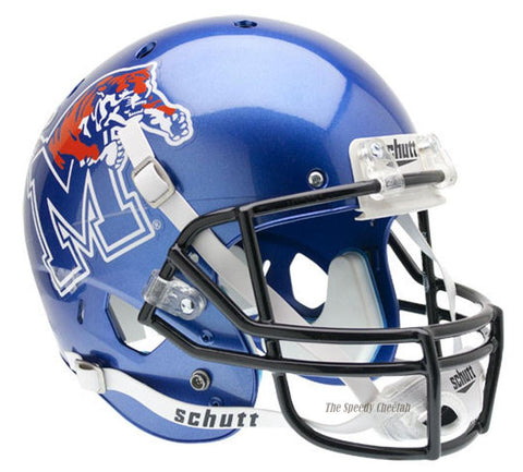 Memphis Tigers Schutt XP Replica Football Helmet