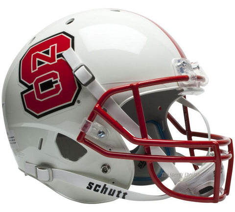 North Carolina State Wolfpack Schutt XP Full Size Replica Football Helmet