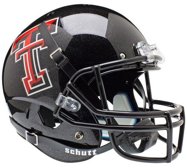 Texas Tech Red Raiders Schutt XP Full Size Replica Football Helmet