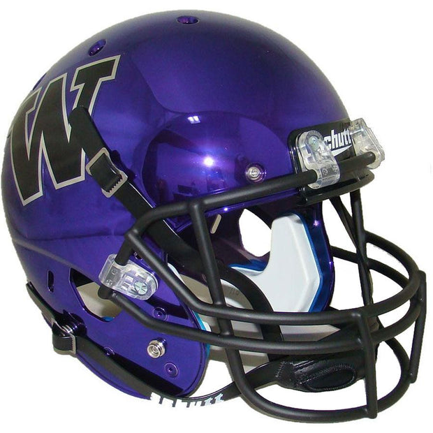 Washington Huskies Purple Chrome Schutt XP Authentic Football Helmet