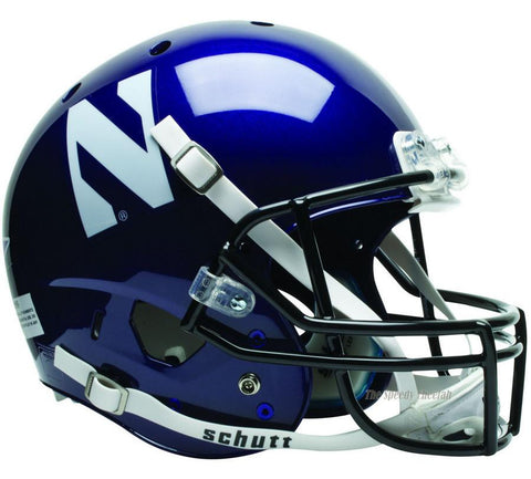 Northwestern Wildcats Schutt XP Replica Football Helmet