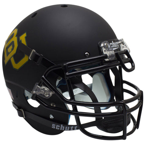 Baylor Bears Black Schutt XP Authentic Football Helmet