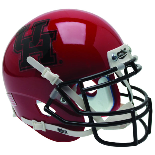 Houston Cougars Black Grill Schutt XP Replica Football Helmet