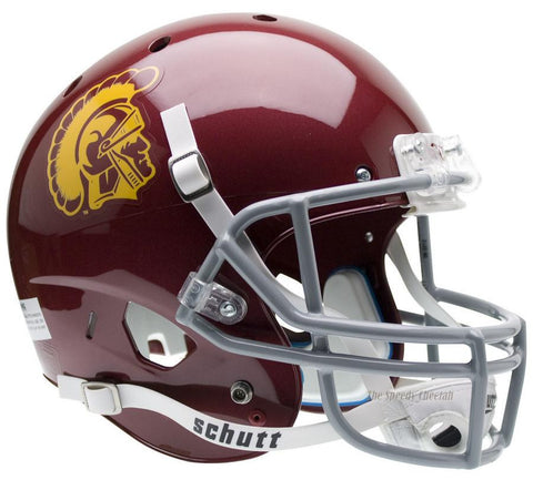 USC Trojans Schutt XP Replica Football Helmet