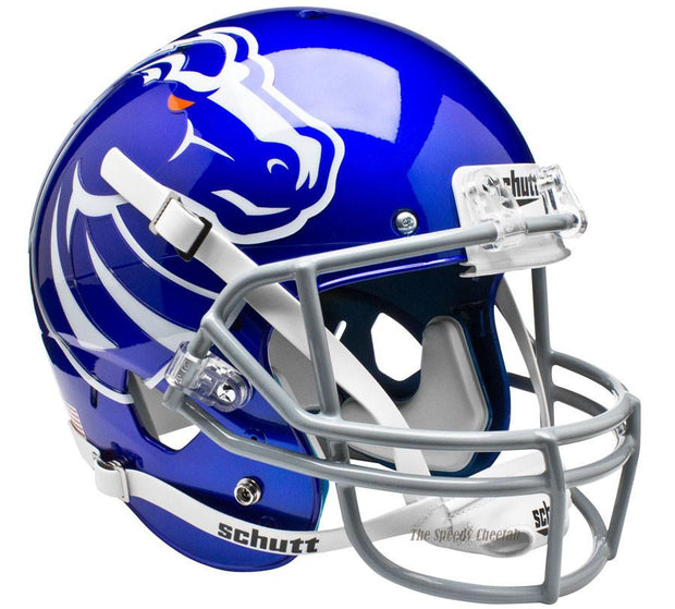 Boise State Broncos Schutt XP Full Size Replica Football Helmet