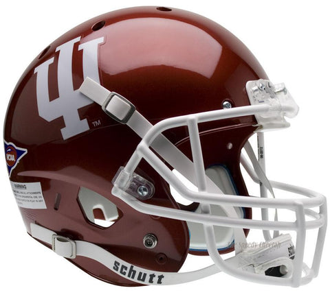 Indiana Hoosiers Schutt XP Replica Football Helmet