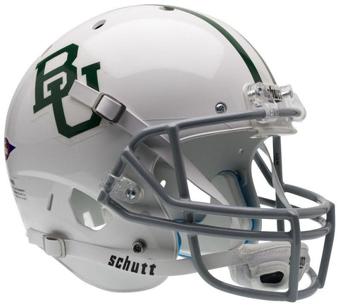 Baylor Bears White Schutt XP Replica Football Helmet