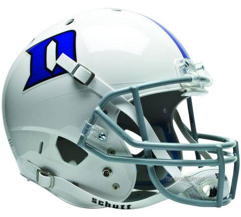 Duke Blue Devils Schutt XP Full Size Replica Football Helmet