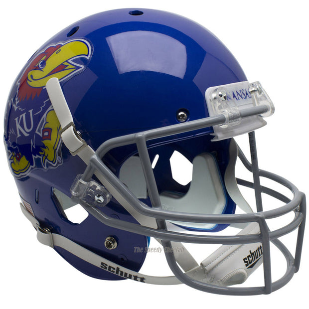 Kansas Jayhawks Schutt XP Replica Football Helmet