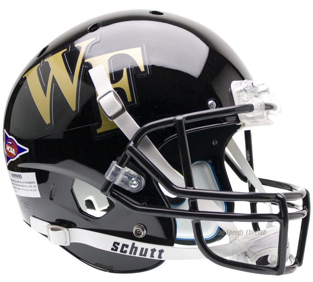Wake Forest Demon Deacons Schutt XP Full Size Replica Football Helmet