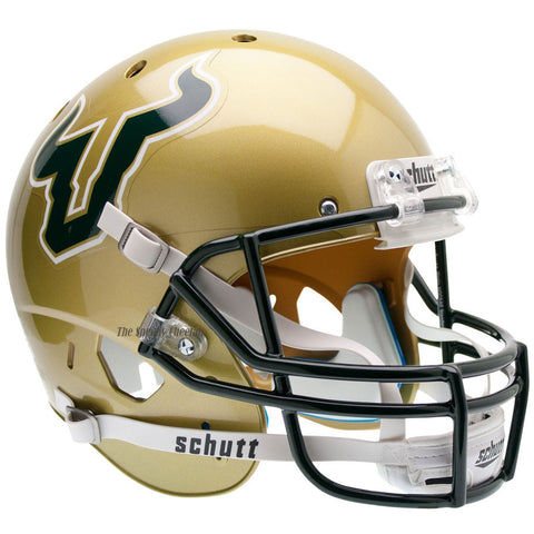 South Florida Bulls Schutt XP Replica Football Helmet