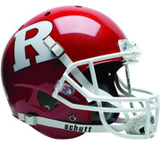 Rutgers Scarlet Knights Schutt XP Full Size Replica Football Helmet