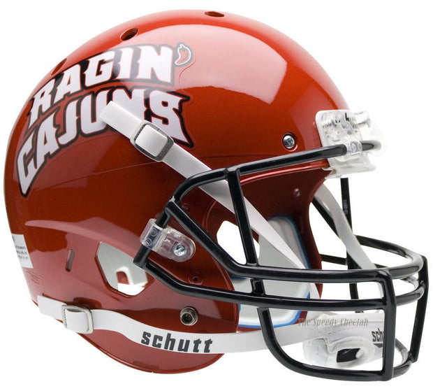Louisiana Ragin Cajuns Schutt XP Full Size Replica Football Helmet
