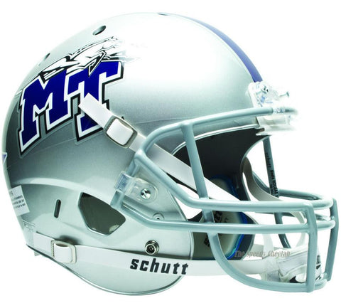 Middle Tennessee State Raiders Schutt XP Replica Football Helmet