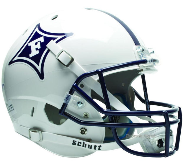 Furman Paladins Schutt XP Full Size Replica Football Helmet