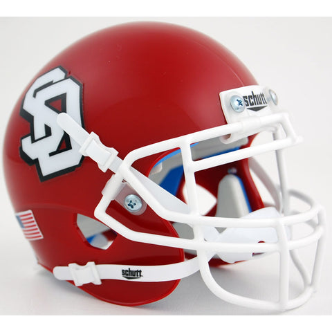 South Dakota Coyotes Schutt XP Replica Football Helmet