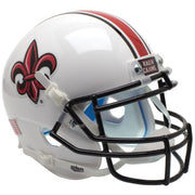 Louisiana Ragin Cajuns White Schutt XP Authentic Football Helmet