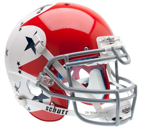 Air Force Falcons Stars Schutt XP Authentic Football Helmet