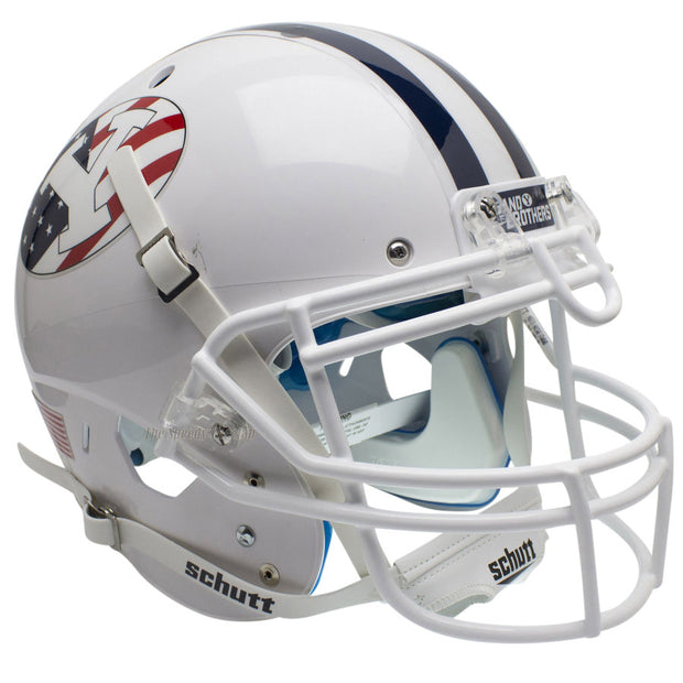 BYU Cougars Never Forget Schutt XP Authentic Football Helmet