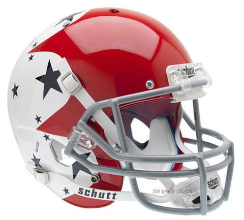 Air Force Falcons Stars Schutt XP Replica Football Helmet